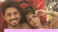 Valentina Rapisarda e Andrea Cerioli da Instagram